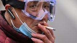 La nicotine ferait barrière au virus, mais la cigarette aggrave tout de même ses