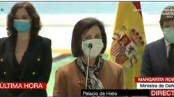"""""""En otro mundo mejor nos están ayudando"""": el celebrado discurso de Margarita Robles sobre las"""