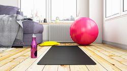 Manubri, elastici per il fitness, tappetini: i 10 attrezzi più venduti per lo sport a