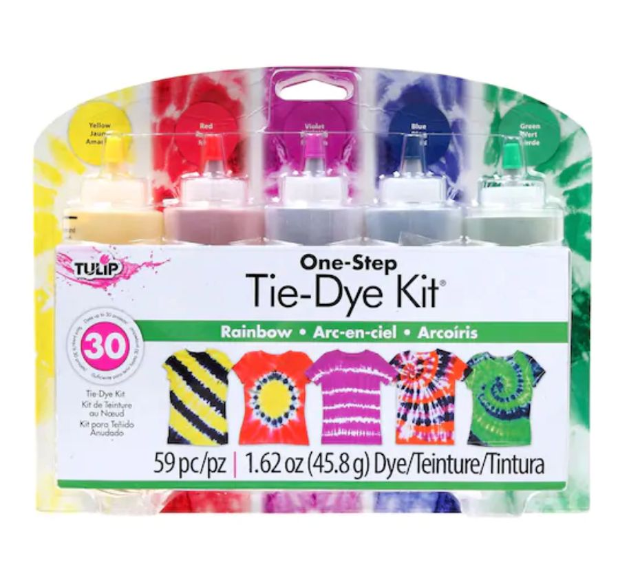 The Best Tie-Dye Kits To Get You Started At Home 15