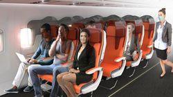 Ce constructeur de sièges d'avion imagine une solution pour voyager pendant la