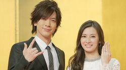 DAIGOと北川景子、第1子妊娠。DAIGO「しっかりと支えていきたい」と気持ちを新たに。