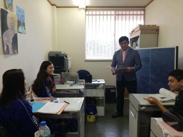 ブラジル人学校「エスコーラ・ネクター」