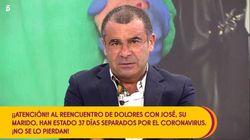 El demoledor ataque de Jorge Javier Vázquez ('Sálvame') a los políticos: