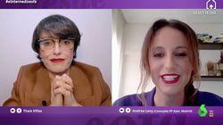 Andrea Levy confiesa en 'El Intermedio' la tremenda pillada que le hizo