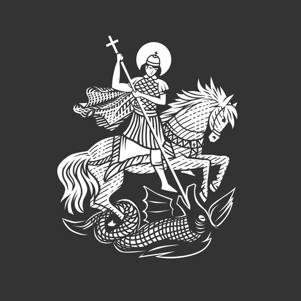 Άγιος Γεώργιος: Το μοτίβο του νέου που σκοτώνει τον