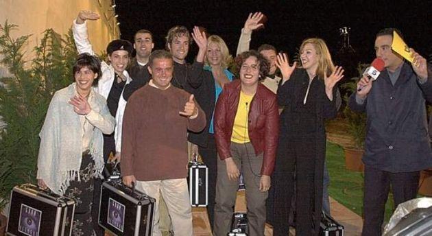 Los concursantes de 'GH 1' se reencuentran 20 años después en pleno