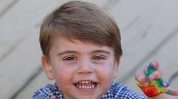 Kate et William partagent des photos du Prince Louis pour son deuxième