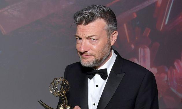 Charlie Brooker, ici au mois de septembre 2019, dirige depuis 2011 la série