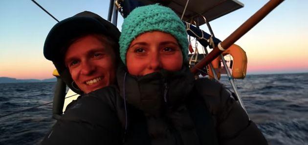 Ζευγάρι παθαίνει σοκ όταν μετά από ένα μήνα που διέσχιζε τον Ατλαντικό μαθαίνει πως υπάρχει