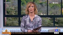 María Casado recuerda entre lágrimas a José María Calleja: