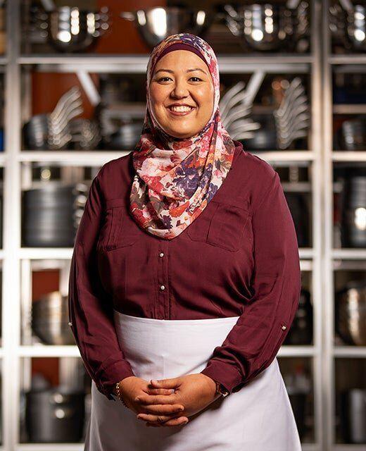 MasterChef Australia: Back To Win contestant Amina Elshafei