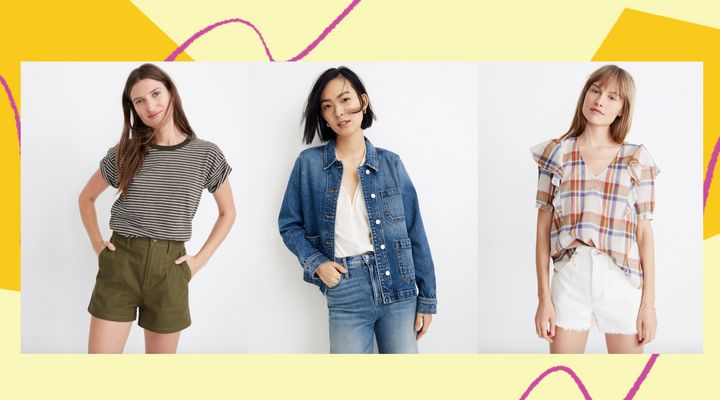 Now you get 50% off sale items at Madewell.
