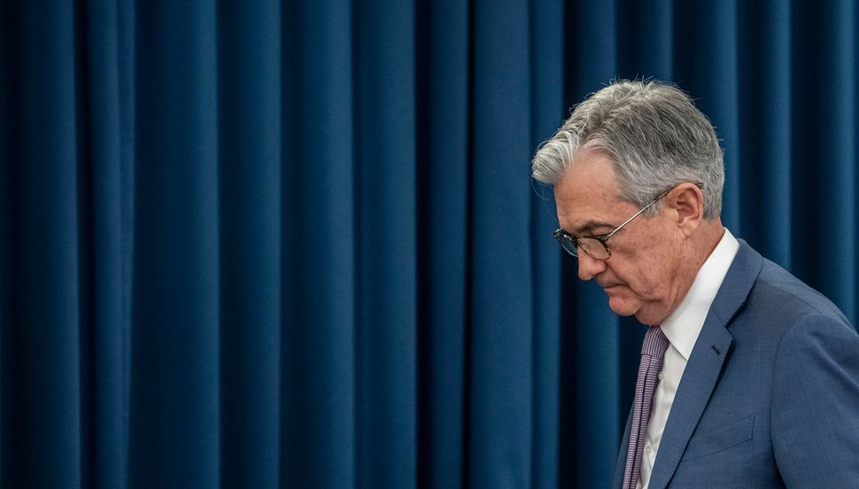 Fed Chairman Jerome Powell has failed to place meaningful restrictions on $4.5 trillion in emergency lending.