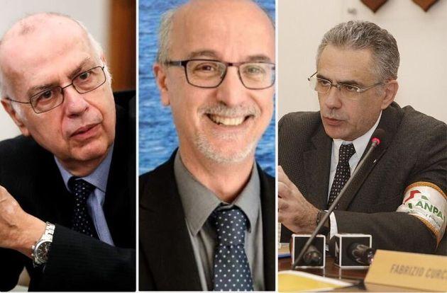 Gianni Rezza, Pierluigi Lopalco, Fabrizio