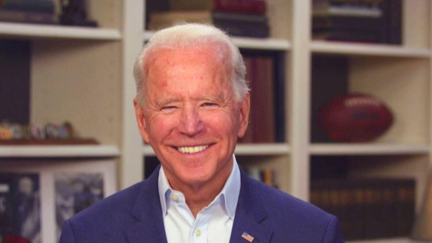 Joe Biden's Campaign Returns Louis C.K.'s Donation