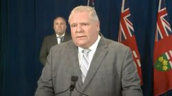 Ford Vows To Overhaul Long-Term Care As Mother-In-Law Contracts