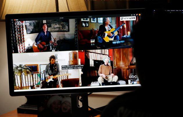 Los Rolling Stones estrenan su primera canción en ocho años y en pleno