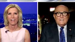 Rudy Giuliani Acts As If Cancer, Obesity Were Contagious In Fox News Coronavirus