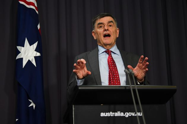 Australia's Chief Medical Officer Brendan