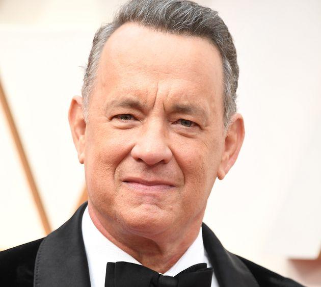El actor Tom Hanks, en los Oscar