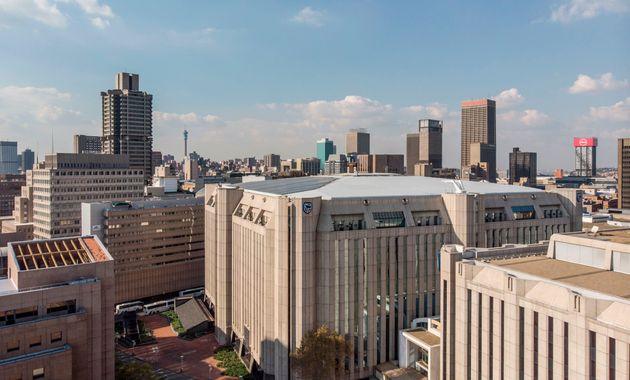 À Johannesburg comme dans tout le reste de l'Afrique du Sud, un confinement très strict...