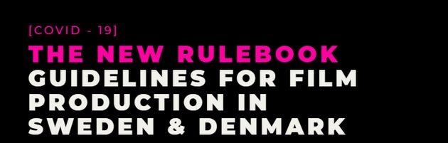 Ξεκίνησαν τα γυρίσματα σε Σουηδία και Δανία - Οι κανόνες της πανδημίας σε σινεμά και