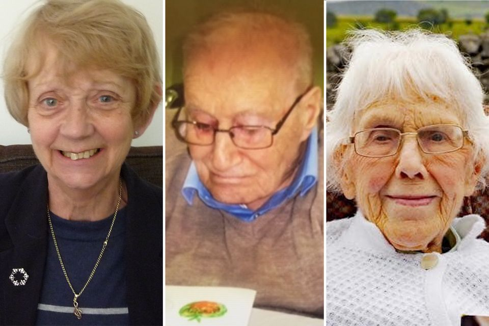 Some of the care home residents who have died during the coronavirus