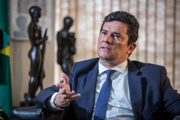 Sergio Moro rompe com Bolsonaro e deixa o governo após tentativa de  interferência na PF   HuffPost Brasil