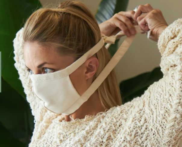 """<a href=""""https://www.avocadogreenmattress.com/shop/organic-cotton-face-mask/"""" target=""""_blank"""" rel=""""noopener noreferrer"""">Get the Avocado 4-pack of face masks for $23</a>"""