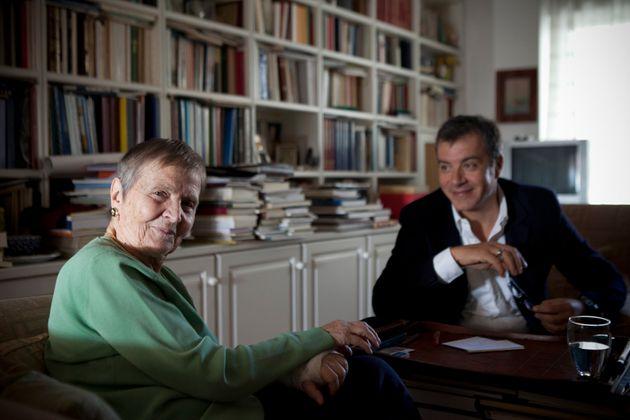 Η Ελένη - Γλύκατζη-Αρβελέρ στο νέο podcast του Σταύρου Θεοδωράκη: Ο Μητσοτάκης αυτή τη στιγμή είναι δώρο...