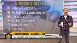 Los nutricionistas claman contra Telecinco por esta