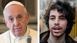Quella telefonata del Papa a Mattia Santori. Ma era uno scherzo de La