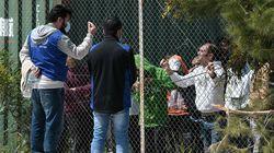 Νέες συλλήψεις μεταναστών που το «έσκασαν» από τη