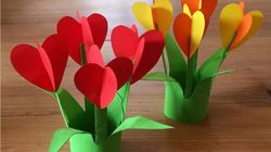 Easy Mother's Day Crafts To Make With Stuff You Have At