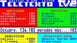 Así sobrevive el Teletexto en los tiempos del 5G: quiénes lo hacen y quiénes lo