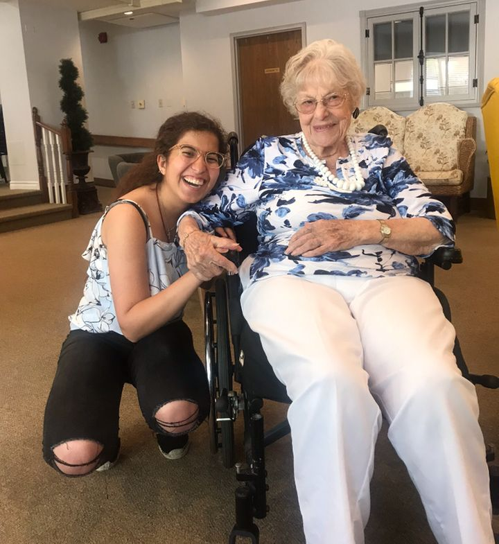 Before the pandemic, Chatting to Wellness volunteers visited seniors weekly to provide social interaction.