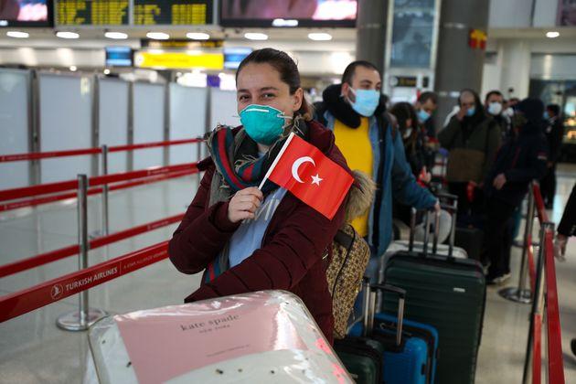 Καλύτερη η εικόνα στην Τουρκία: 109 νεκροί σε 24