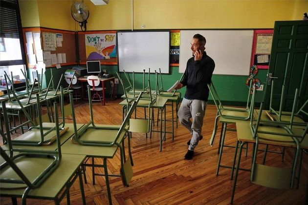 El Gobierno ya estudia el retorno de las clases