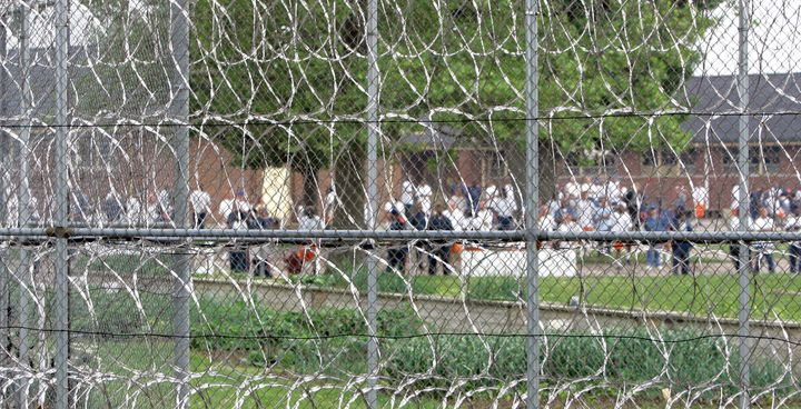 At Lakeland Correctional Facility,&nbsp;about 57% of some<strong>&nbsp;</strong>1,400 prisoners have tested positive for the