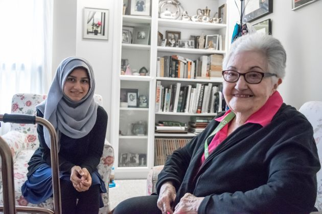 Chatting to Wellness volunteers visited seniors weekly before the pandemic. Now, they've launched a program...