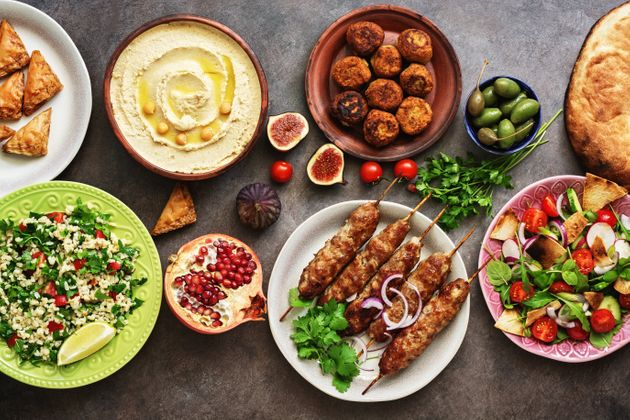 Balanced meals are more important than ever if you're fasting this month.