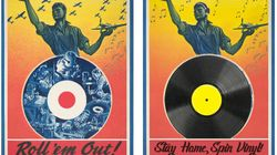 Canadian Wartime Posters Remixed For Fight Against