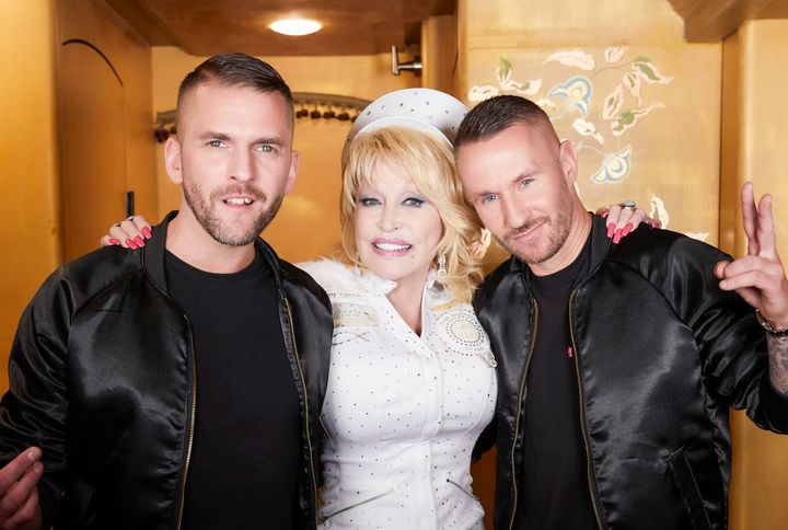 "Galantis teamed up with Dolly Parton on ""Faith,"" released last fall."