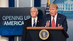 トランプ大統領、新型コロナ対策として「光の体内照射」や「消毒液の注射」を提案⇒専門家から批判相次ぐ