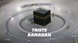 Vous n'avez jamais vu La Mecque comme cela en plein