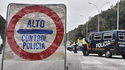 Prorrogados hasta el 10 de mayo los controles en las fronteras terrestres con Francia y