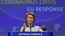 La Comisión Europea aprueba un paquete de ayudas para apoyar a la economía