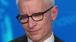 Anderson Cooper Chokes Up In Heartbreaking Interview With Coronavirus Victim's