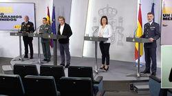 El Gobierno elimina la rueda de prensa diaria con los portavoces del Comité